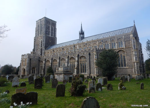 Church of St Edmund King & Martyr, Southwold, Suffolk