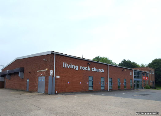 Living Rock Church, Stoney Stanton, Leicestershire