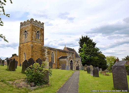 St Luke's Church, Broughton Sulney, Nottinghamshire