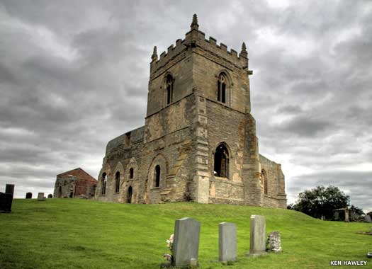 St Mary's Church, Colston Bassett, Nottinghamshire