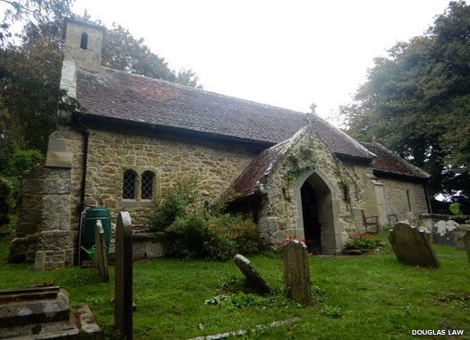 Old St Boniface Church, Bonchurch, Isle of Wight