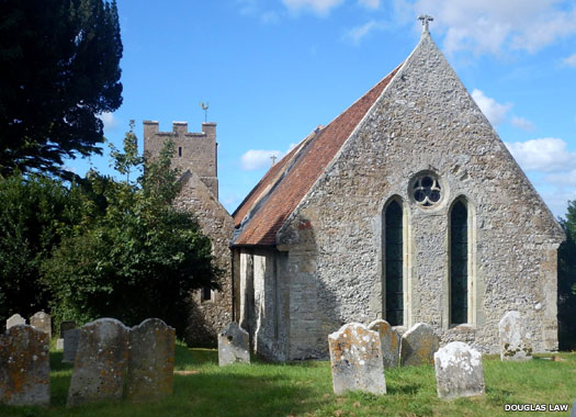 All Saints Church, Calbourne, Isle of Wight