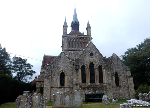 St Mildred's Church, Whippingham, Isle of Wight