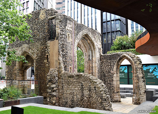 St Alphege London Wall