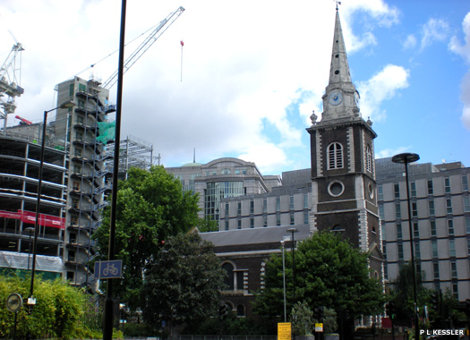 St Botolph without Aldgate, City of London
