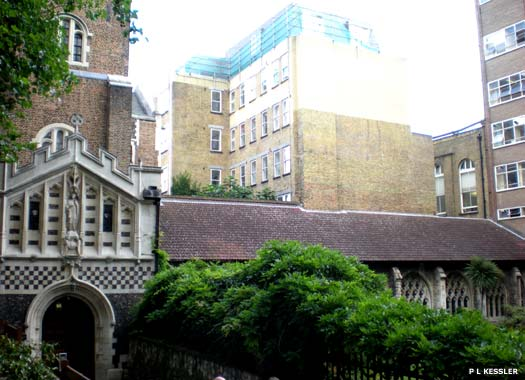 St Bartholomew the Great Church, London