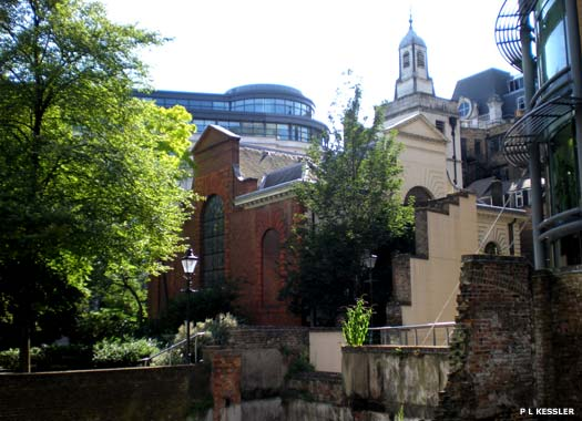 St Anne & St Agnes Lutheran Church, London