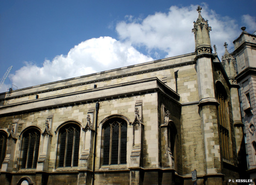 The Guild Church of St Mary Aldermary