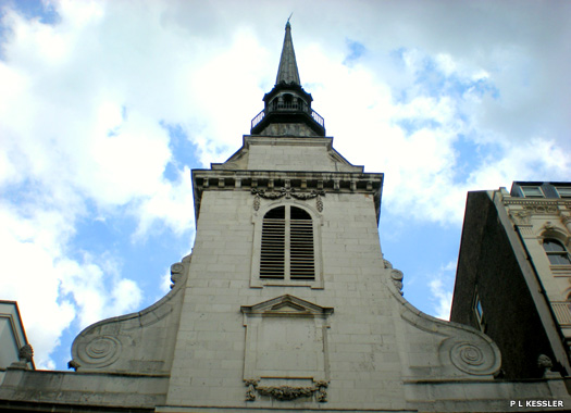 The Guild Church of St Martin-within-Ludgate