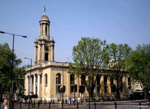 Holy Trinity Marylebone Road