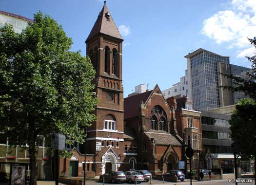 The Parish Church of St Mark Old Marylebone Road