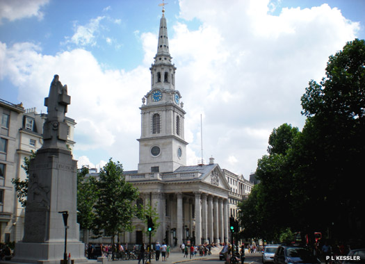 St Martins-in-the-Fields