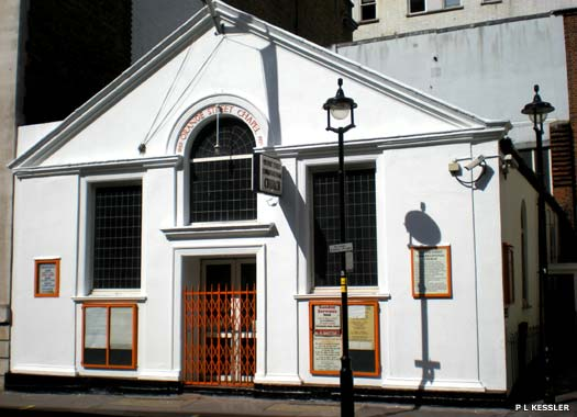 Orange Street Congregational Church