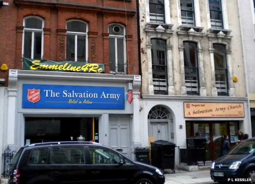 Salvation Army Regent Hall