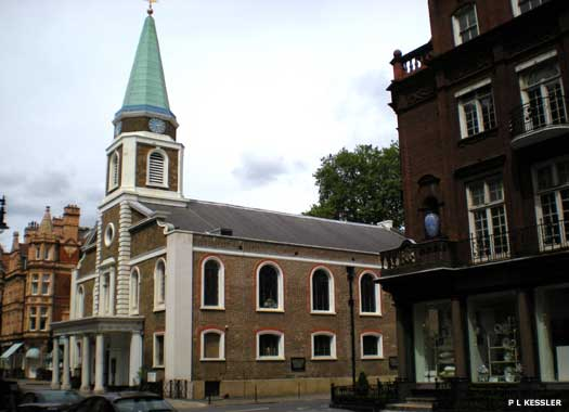 Grosvenor Chapel