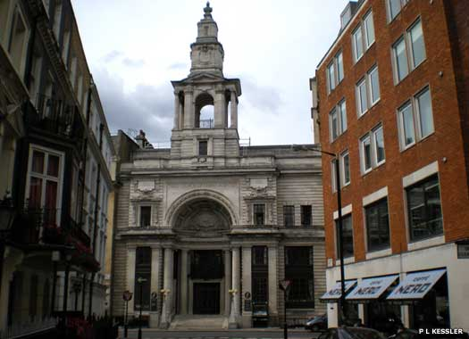 Third Church of Christ Scientist, London