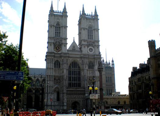 Westminster Abbey's Great West Door