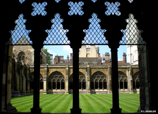 The Cloister Garth