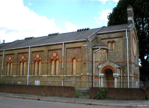 Chelsea Barracks Chapel