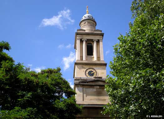 The Parish of St Peter Eaton Square