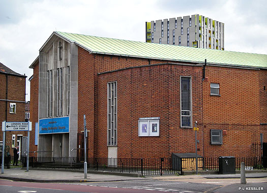 Barking Methodist Church