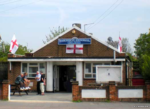 Dagenham Road Hall