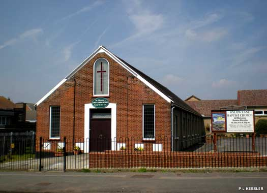 Oxlow Lane Baptist Church