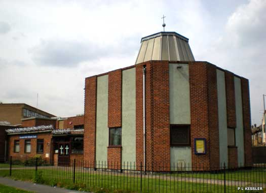 Becontree Heath Methodist Church