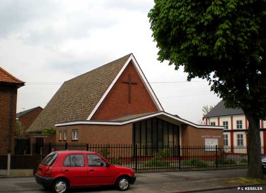 Becontree Avenue Baptist Church