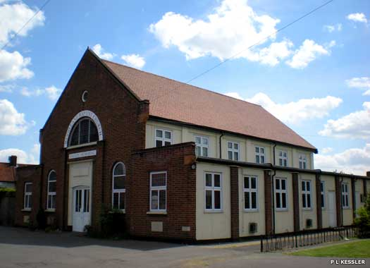 Wood Lane Baptist Church