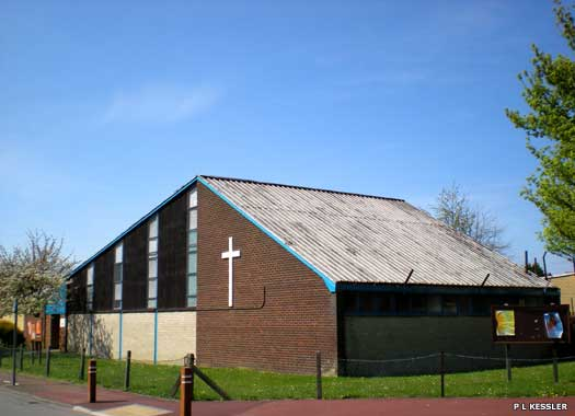 Marks Gate Baptist Church