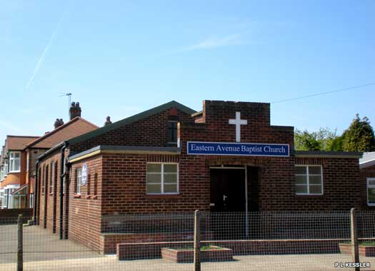 Eastern Avenue Baptist Church