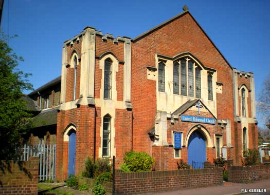 Mill Lane United Reformed Church