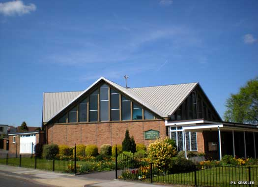 St Bede's Catholic Church