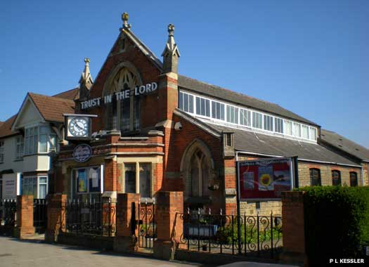 Chadwell Heath Baptist Church