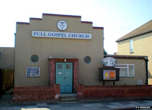 Albany Road Full Gospel Church
