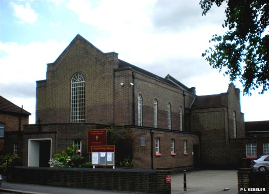 The Methodist Church South Chingford