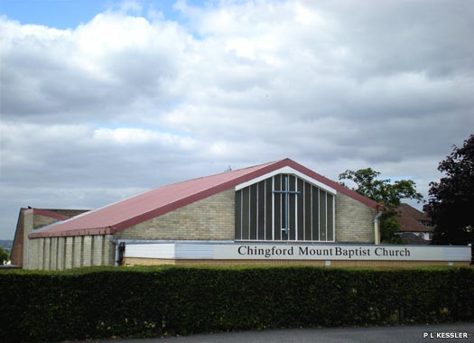 Chingford Mount Baptist Church
