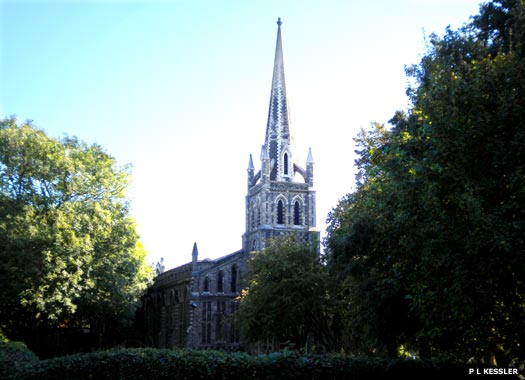 Chingford Parish Church of St Peter & St Paul