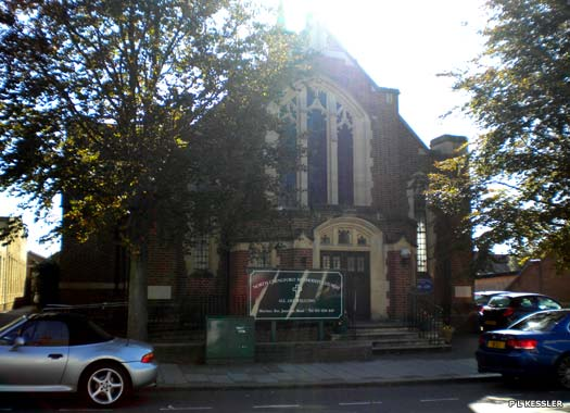 North Chingford Methodist Church