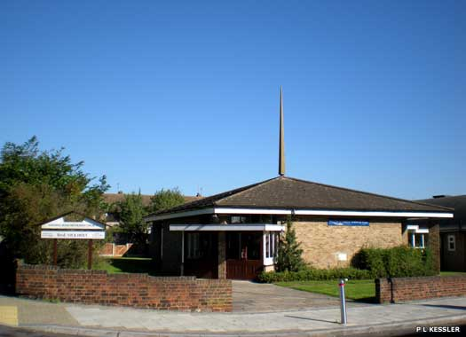 Havering Road Methodist Church