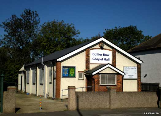 Collier Road Gospel Hall