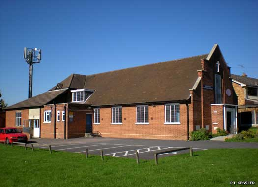 Collier Row Methodist Church