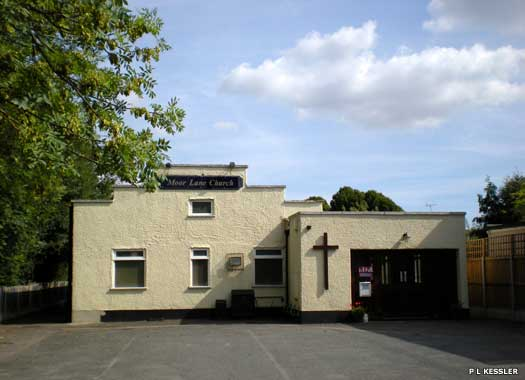 Moor Lane Church (Anglican Mission)