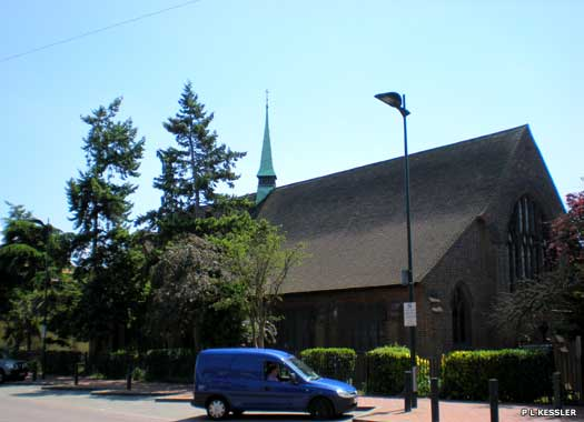 St Martin's Church Dagenham