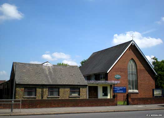 Old Dagenham Methodist Church