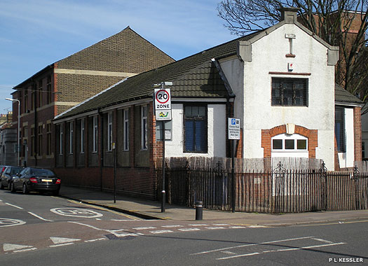 Plashet Park Church, East Ham, London