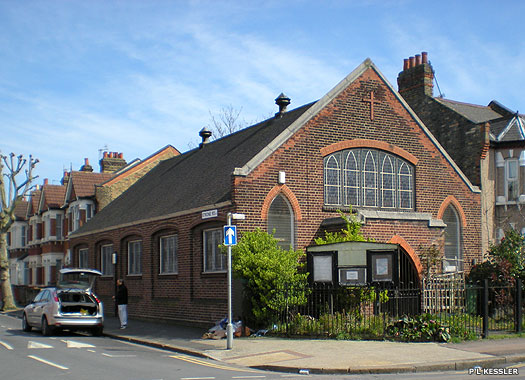 Manor Park Spiritualist Church, London