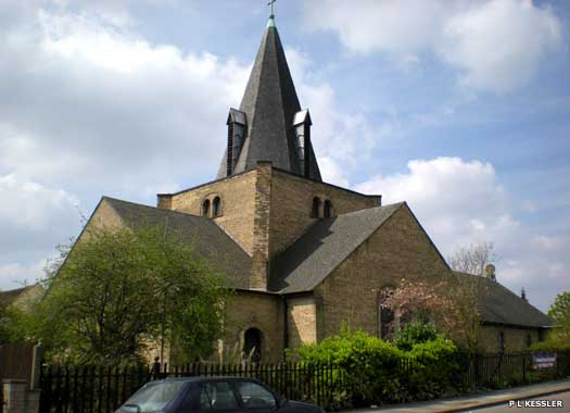 St Laurence Church Barkingside
