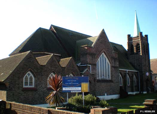 Gants Hill United Reformed Church